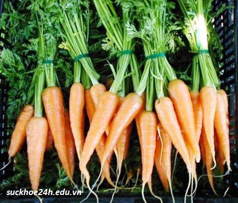 Điều trị nám da từ cà rốt, cach xoa mo vet nam da tu thien nhien