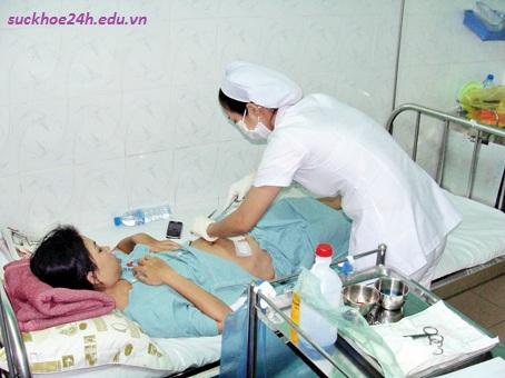 Hướng dẫn cách chăm sóc vết mổ sau sinh mổ, cach cham soc vet mo sau sinh mo