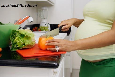 Chế độ dinh dưỡng cho mẹ bầu, che do dinh duong cho me bau