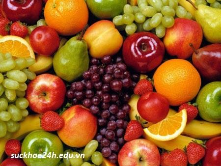 Tăng cường ăn hoa quả ngăn ngừa mắc ung thư vú, an nhieu rau xanh va hoa qua ngan chan ung thu vu phat trien