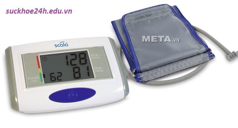 Hướng dẫn sử dụng máy đo huyết áp điện tử, huong dan cach do huyet ap bang may do huyet ap dien tu