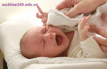 Nguyên nhân, triệu chứng viêm tai giữa ở trẻ, nguyen nhan, trieu chung viem tai giua