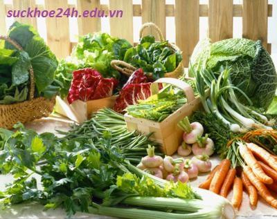 Tăng cường ăn rau xanh và hoa quả cho người già, tang cuong rau xanh va hoa qua cho nguoi gia