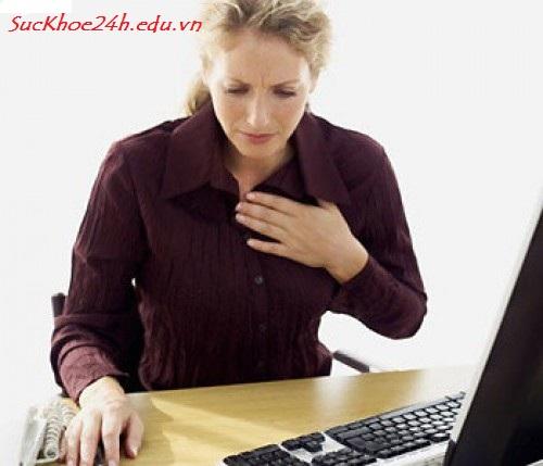 6 dấu hiệu thường gặp trong bệnh tim mạch, 6 dau hieu thuong gap trong benh tim mach