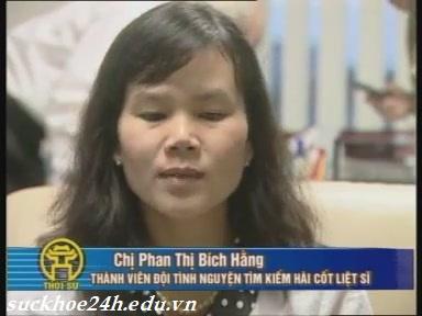 Chuyện kì lạ về nhà ngoại cảm, nha ngoai cam Phan Thi Bich Hang