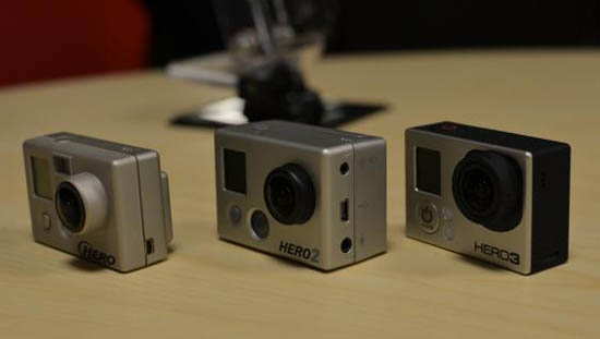Gopro hero3 cons & pros review