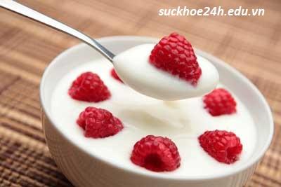 Sữa chua làm giảm hôi miệng hiệu quả, sua chua lam giam hoi mieng hieu qua