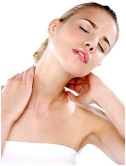 5 bước chăm sóc da vùng cổ luôn trắng sáng, 5 buoc cham soc da vung co