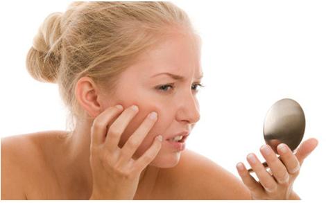 Các lưu ý khi da mặt bị mụn, cac luu y khi da mat bi mun