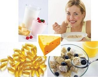 Vai trò của vitamin đối với người cao tuổi, vai tro cua vitamin doi voi nguoi cao tuoi