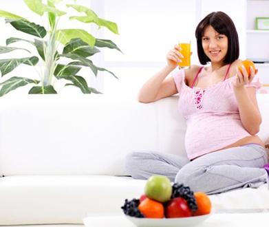 6 loại thực phẩm giúp mẹ bầu sinh nở dễ dàng, 6 loai thuc pham giup me bau sinh no de dang