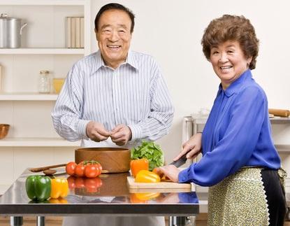 Kéo dài tuổi thọ và sức khỏe nhờ chế độ ăn hợp lí, keo dai tuoi tho va suc khoe nho che do an hop li