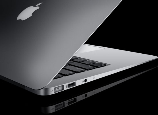 Macbook Air - Top 5 ultrabooks 2013