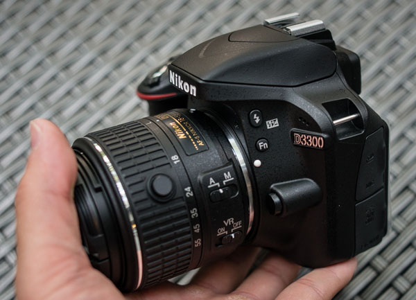 Nikon D3300 review and specs detail