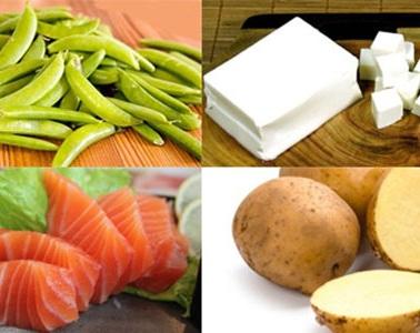 Những loại thực phẩm giúp bổ máu, nhung loai thuc pham giup bo mau
