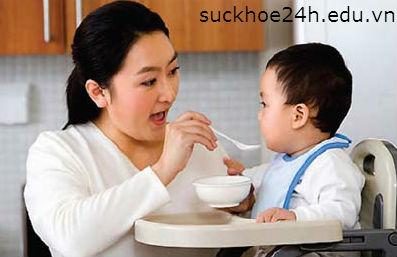 Thực phẩm có lợi dành cho trẻ nhỏ, thuc pham co loi danh cho tre