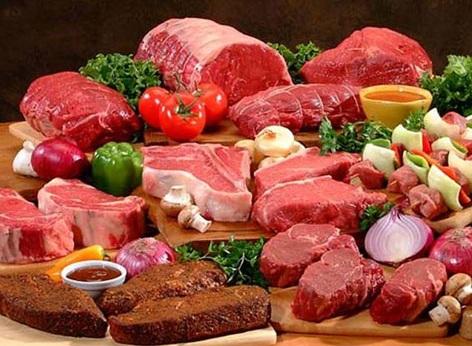 Thực phẩm giúp bổ máu từ thịt động vật, thuc pham giup bo mau tu thit dong vat
