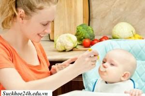 9 loại thực phẩm tốt cho bé ăn dặm