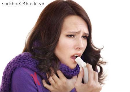 Nguyên nhân bệnh hen phế quản, nguyen nhan gay benh hen phe quan