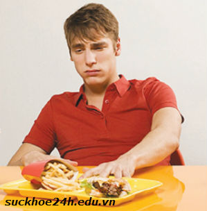 Điều trị chứng chán ăn, cách xử lý bệnh chán ăn ở người lớn