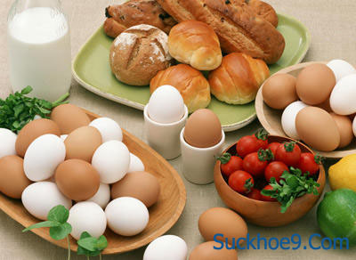 Những điều bạn cần lưu ý khi ăn trứng - Hướng dẫn ăn trứng đúng cách có lợi cho cơ thể, ăn trứng kết hợp gì có hại