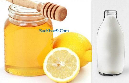 Cách tẩy lông chận tại nhà hiệu quả với mật ong và chanh
