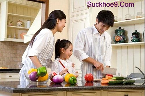Thói quen không tốt khi nấu ăn gây hai cho sức khỏe bạn cần biết