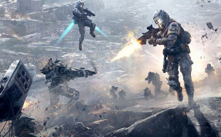 5 reasons why to play Titanfall