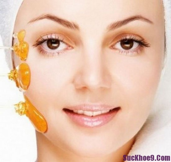 Cách làm đẹp da mặt với mật ong hiệu quả, trị nám da, làm sáng da bằng mật ong