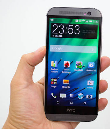 HTC One M8 review - The best Android phone in 2014