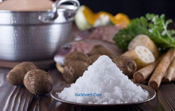 Bệnh và tác hại do ăn mặn - chế độ ăn nhiều muối