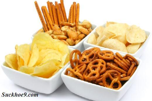 Các thực phẩm không tốt cho trẻ nhỏ vào mùa đông