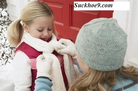Cách phòng bệnh mùa đông cho trẻ hiệu quả. Phương pháp bảo vệ sức khỏe và phòng bệnh cho bé khi trời lạnh