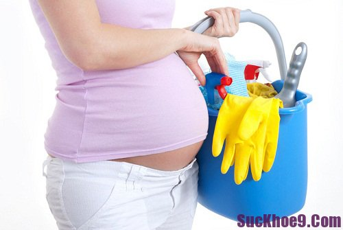 Mách mẹ bầu những nguyên nhân gây dị tật cho thai nhi
