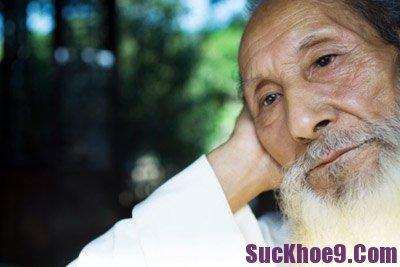 Thông tin cơ bản về bệnh trầm cảm ở người già