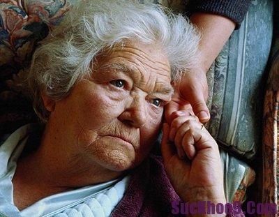 Tìm hiểu về bệnh trầm cảm ở người già
