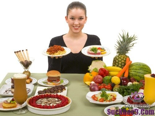 Trí nhớ giảm sút do giảm cân không đúng cách