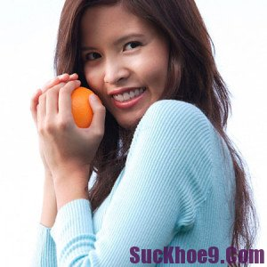 Lợi ích của trái cam đối với sức khỏe