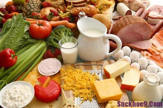 Những loại thực phẩm giúp xương chắc khỏe nên sử dụng