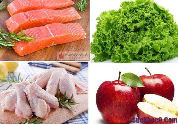 Tăng cường thực phẩm tốt cho tim mạch