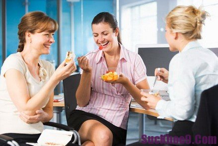 Ăn vặt nhiều cũng ảnh hưởng tới sức khỏe