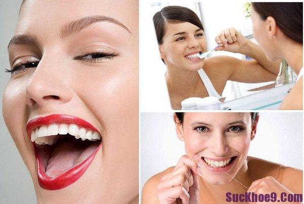 Biện pháp bảo vệ răng, giữ nướu hiệu quả
