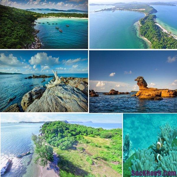 Mũi Ông Đội: Địa điểm tham quan, du lịch tuyệt đẹp nhất định phải đến khi du lịch Phú Quốc