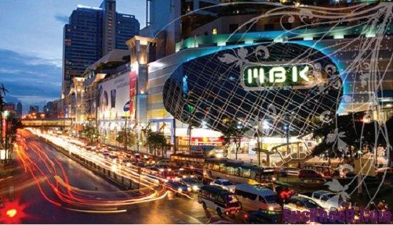 Địa chỉ mua sắm nổi tiếng khi du lịch Thái Lan