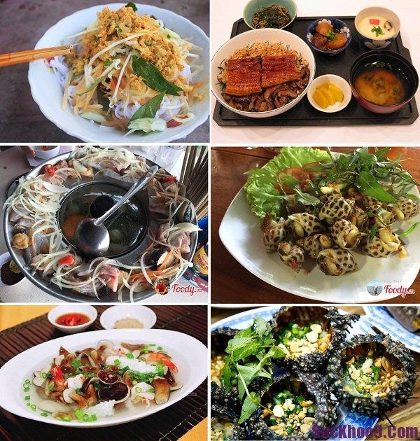 Địa chỉ những quán ăn, nhà hàng ngon, rẻ, chất lượng, hút khách được đánh giá cao và nên đến nhất khi du lịch Phú Quốc