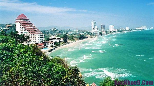 Du lịch Thái Lan khám phá thiên đường Hua Hin