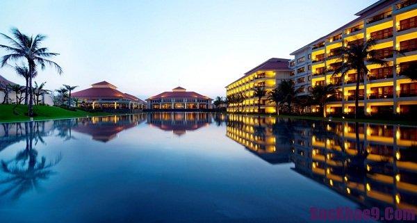 Khách sạn có hồ hơi đẹp nhất ở Đà Nẵng