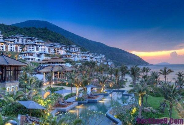 Top 5 khách sạn có hồ hơi đẹp nhất ở Đà Nẵng