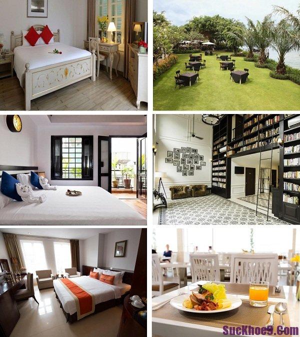 Những khách sạn tốt nhất Sài Gòn được báo Anh ca ngợi