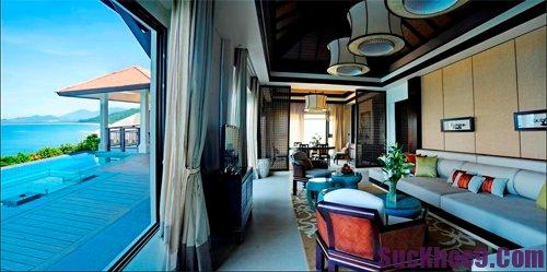 Khu nghỉ dưỡng sang trọng khi du lịch Huế